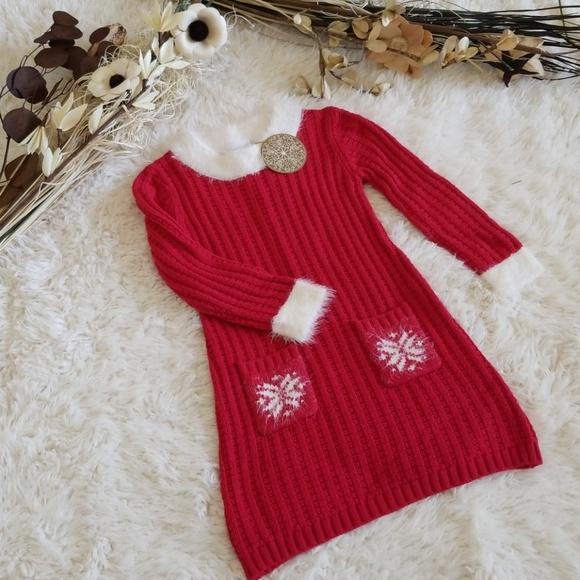baa6832c4b Camilla Little Girls Sweater Dress